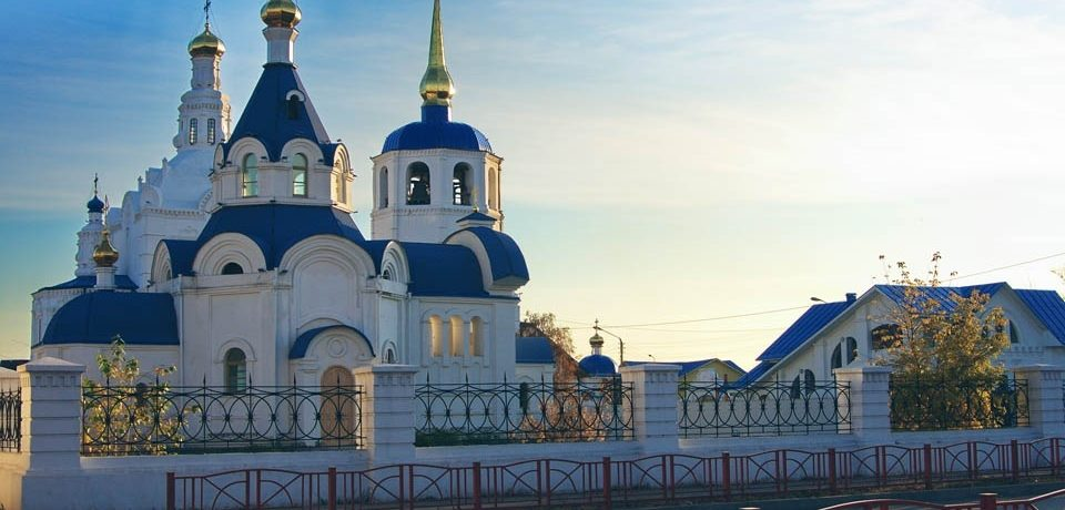 Поминальный зал при Свято-Одигитриевском соборе