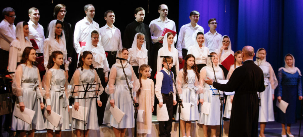 Хор нашего собора выступил на XI Байкальском рождественском фестивале